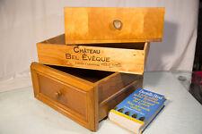 Schublade Holz verzapft Holzschublade Regal Dachbodenfund verschiedene Schublad