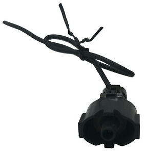 (2) STANDARD S550 Coolant Temperature MAT Knock Sensor Detonation Pigtail Socket