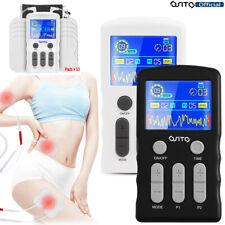 Unidad de estimulación nerviosa eléctrica Osito transcutáneo máquina de la terapia muscular con 25 modo 50 intensidad alivio dolor de espalda