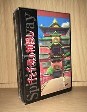 Spirited Away playing cards pack - New and Sealed
