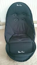 Silver Cross Surf Surf 2 Black Seat Insert Material replacement