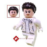LEGO Star Wars  - Princess Leia minifigure  *NEW* from set 75203