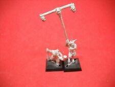 Warhammer: Chaos: metal Beastmen Ungor Command