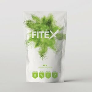 Pure Pea Isolate Protein Powder 1kg Vegan & Vegetarian Shake GMO Free P&P