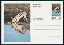 Mayfairstamps Swa Canis Mesomelas Animal Mint Stationery Card wwi15789