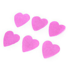 1000 Pcs/lot  Heart Confetti Love Wedding Party Romantic Table DecoratiSE