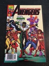 The Avengers#8 Incredible Condition 9.2(1998) George Perez Art!!