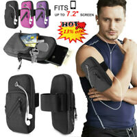 Armband Phone Holder Case Sports Gym Running Jogging Arm Band Bag For Cellphone.