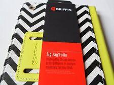 Nuevo Zig Zag Folio Estuche Para Pad Mini gran aspecto artículo I Nuevo
