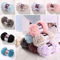 50g Mohair Wool Cashmere Yarn DIY Hand Knitting Crochet Sweater Thread Baby Yarn