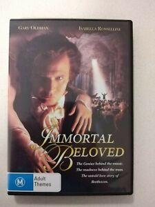 Immortal Beloved Dvd Rare