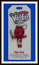 AKA  ONI ~ COURAGE & CONFIDENCE ~ WATCHOVER VOODOO DOLL ~ HANDMADE ~ UK STOCK