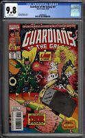 Guardians of the Galaxy 41 CGC Graded 9.8 NM/MT 1st Appearance of Fat Thor 1993