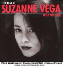 Suzanne Vega - The Very Best Essential Greatest Hits Collection CD - Rock Pop