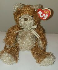 CT* Ty Beanie Baby - WHITTLE the Bear - MINT with CREASED TAG