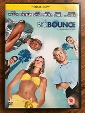 Own Wilson Morgan Freeman GRANDE Bounce ~2004 ELMORE LEONARD FILM GIALLO CAPER