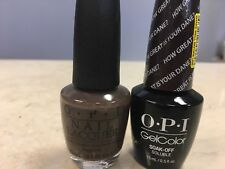 Opi Gelcolor + Matching Gel Polish How Great Is Your Dane? (Gc N44 / Nl N44)