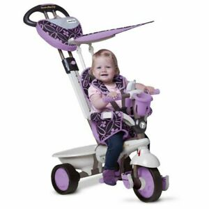 SmarTrike Smart Trike 4 in 1 Purple Dream Childs Tricycle Ride On Toy
