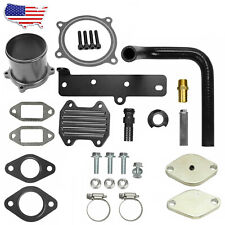 For 2013-18 Dodge Ram 6.7L Cummins Diesel Egr Cooler & Throttle Valve Kit