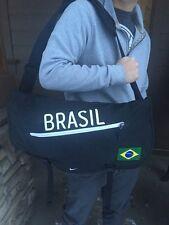 Nike Brasil Gear Padded Bag Shoulder Ordem E Progresso Mint