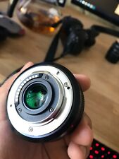 Panasonic LUMIX G 20mm /F1.7 II ASPH. black Lens