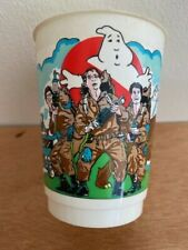 1984 Ghostbusters Australian Hoyts Cinemas licensed Coke Soda Pop Cup