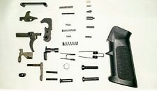 HIGHER STANDARD LOWER PARTS KIT 223/556/300 BLK OUT