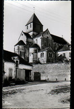 CHATILLON-sur-INDRE (36) VILLAS & EGLISE en 1950
