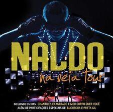 Naldo - Na Veia Tour: Ao Vivo [New CD]
