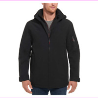 Weatherproof Men's Ultra Tech Stretch Hood Full Zip Jacket