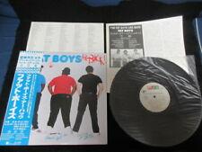 Fat Boys are Back Japan Promo Label Vinyl LP w OBI 1985 Rap Hip Hop Kurtis Blow