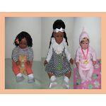 Ms Tee's Dolls
