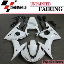High Grade ABS Fairing Kit For Yamaha YZF R6 2003-2004 / R6S 2006-2009 Unpainted