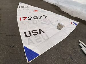 Laser Radial Sail - Class Approved - Vanguard Sailboat