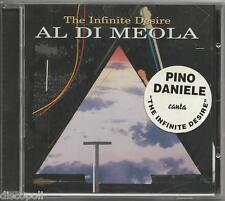 AL DI MEOLA - The infinite desire - PINO DANIELE CD 1998 NEW NOT SEALED