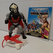 MOTU, Hordak, Masters of the Universe, vintage, complete, He-Man figure, bow