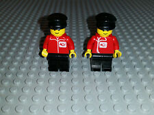 LEGO VINTAGE OLD ERROR MISPRINT POSTMAN MINIFIGURES - POST MINIFIG - SET NR. P2