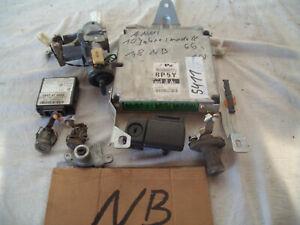 Motorsteuergerät Wegfahrsperre  BP5Y 1,8 NB  10 Jahresmodell  MX5 MX-5 MK2  5411