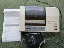 Seiko UDP 411 portátil Impresora Térmica Paralelo Serial RS232 Vintage equipo