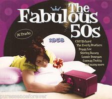 V/A - The Fabulous 50s: 1958 (UK 26 Tk CD Album/Slipcase)