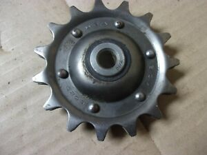6523 Idler Tensioner Roller Chain Sprocket Machine Planter Slack Adjuster Drive