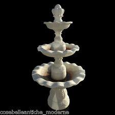 Fontana in Marmo Arredi per Esterni Giardino Antiquariato Classic Marble Fontain