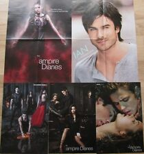 10 posters __ vampire diaries __ Ian Somerhalder __ collection/Collection