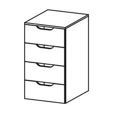 Classic Dresser Designer Chests of Drawers Kommodenschrank Wardrobe Wooden Lu