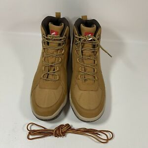 Avia South Pole Vale Boots Casual Boots Brown Mens US Size 12 Extra Laces