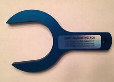 """Discounted Older Style: 2-1/2"""" Shaft Packing Wrench for """"Hatteras Stuffing Box"""""""