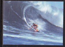 Weet-Bix Surf Sports Card No 12 Women's Surfing