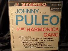 Johnny puleo & his harmonica Gang-volume 7