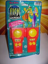 Fish Police Hanna Barbera Cartoon Obscure Odd 90s Steve Moncuse Ed Asner CBS