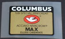 Columbus MAX frame decal (sku 330)